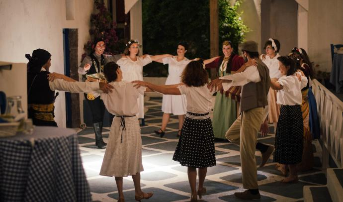 The Greek Wedding Show
